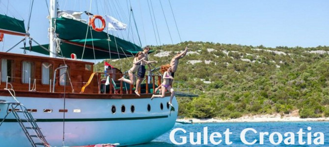 Escaping the Tourist Crowds in Dubrovnik Croatia while enjoying a Gulet Cruise