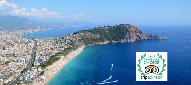 Top Ten Beaches in Turkey as Named by Trip Advisor