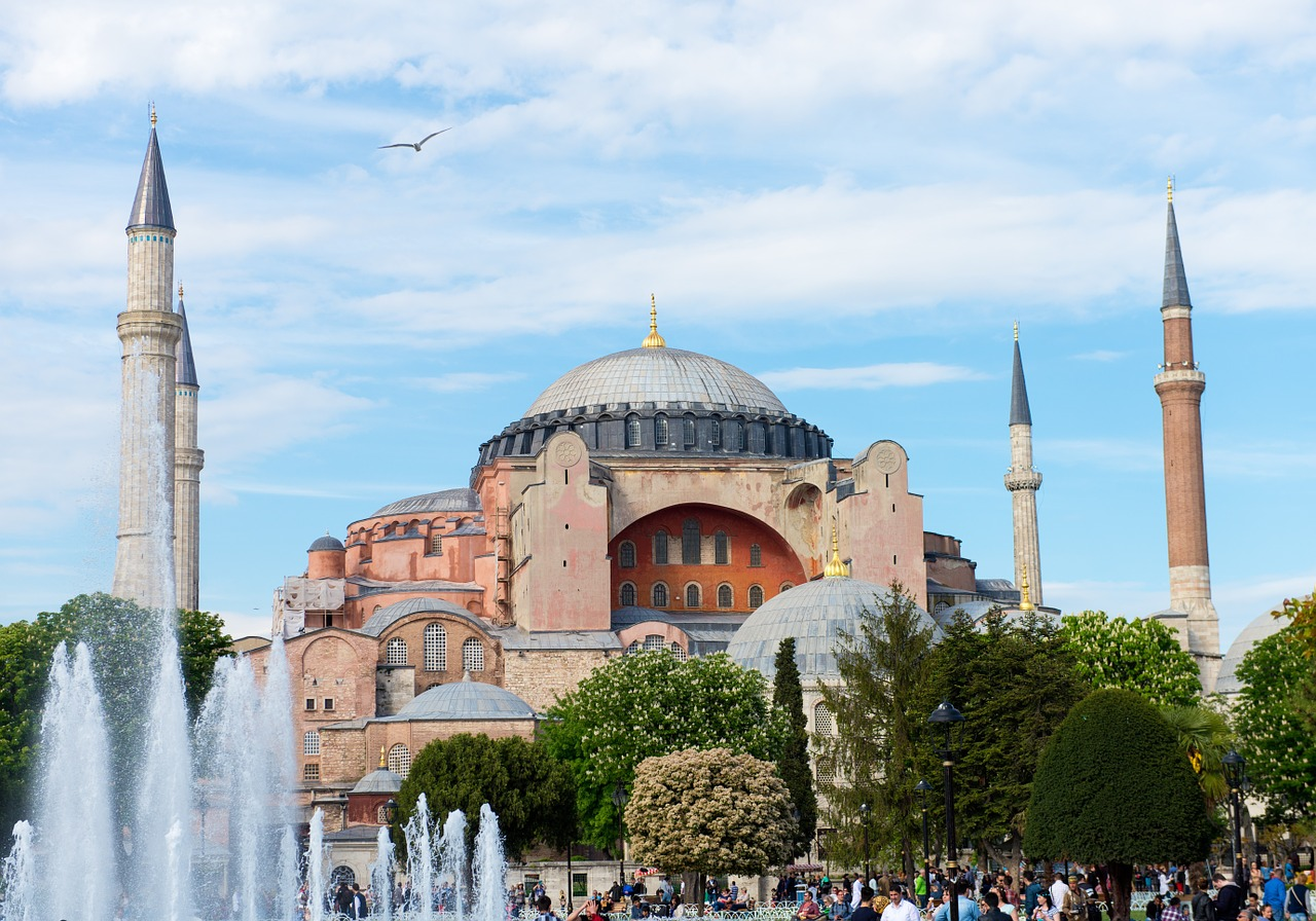 hagia sophia Constantinople tour
