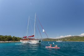 Gulet family cruise turkey