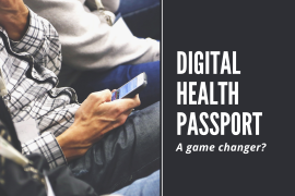 Digital health pasport a game changer