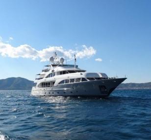 Motor Yacht MY KW 002