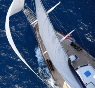 Barca a vela SY TS 001