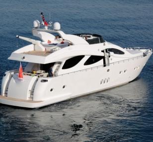 Motor yacht MY TW 001