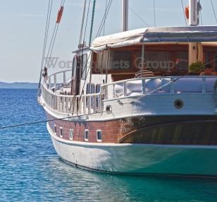 Standard WG CN 010 gulet charter Croatia & Montenegro 22 meters
