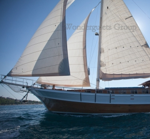 Superior wg cp 002 gulet cruise croatia & Montenegro 28.50meters