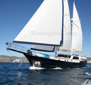 Luxury wg tc 002 gulet charter Greece Turkey 24meters
