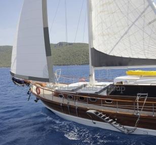 Caicco Superio5 cabine WG KT 001 Turchia e Grecia