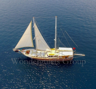 Superior Gulet 28meters Turkey cruises
