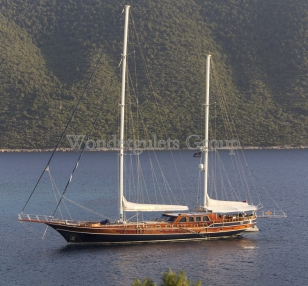 Luxury wg tb 002 gulet charter Greece Turkey 34meters