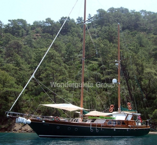 Luxury Gulet WG TT 002 Turkey & Greece