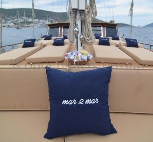 Caicco Luxury Mar & Mar 24 mt crociere lusso Italia