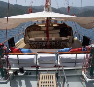 Luxury Gulet 25meter cruising in Croatia, Montenegro, Italy