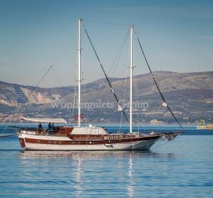 Standard wg cn 009 gulet charter Croatia & Montenegro 22.00 meters