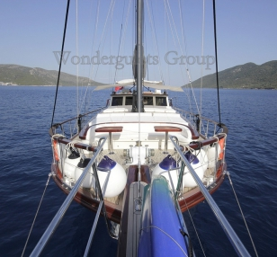 Superior wg kt 002 Gulet charter Turkey Greece 24meters