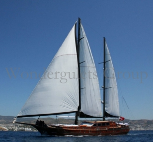 Luxury Gulet 35meter WG KK 006 Turkey