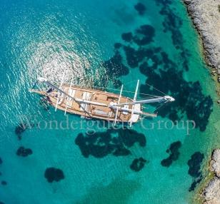 Caicco Lusso WG TU 007 Turchia e Grecia
