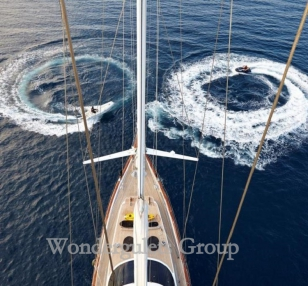Luxury motorsailer WG RS 001 Italy and Croatia