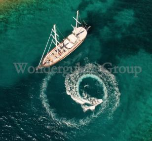 Caicco Lusso WG CB 001 Croazia e Montenegro