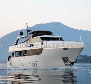Motor Yacht MY TS 001