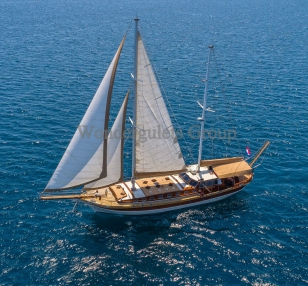 Superior wg cn 011 gulet charter Croatia & Montenegro 30.80meters