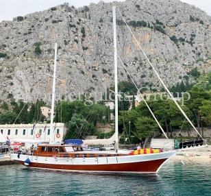 Standard wg cp 002 gulet cruise croatia & Montenegro 28.50meters