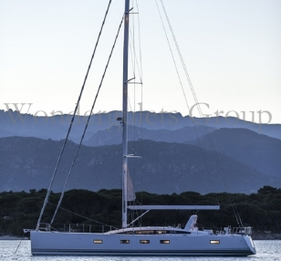 New Sailing Yacht 21mt 5 cabins in Greece