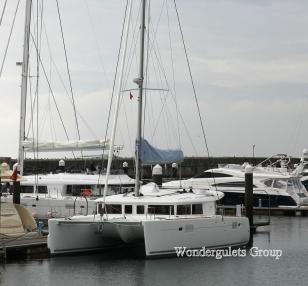 noleggio catamarano SY IS 001