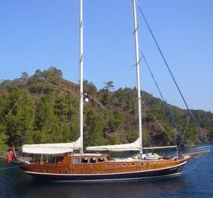 Caicco Lusso WG KK 004 - Turchia e Grecia