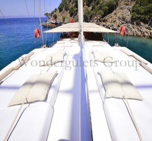 Superior wg kp 003 gulet charter Turkey Greece 34meters
