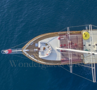 Superior wg cn 004 gulet charter Croatia 24.00 meters