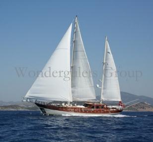 Caicco Lux WG KM 009 Turchia e Grecia