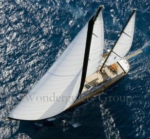Luxury WG TJ 001 gulet charter Croatia & Montenegro 33.80 mt