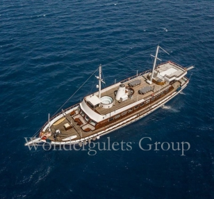 Superior wg to 003 gulet charter Greece Turkey 42meters