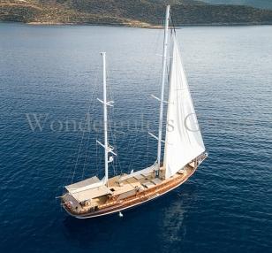 Caicco Lux WG TS 003 crociere in Turchia Grecia Croazia 36 metri