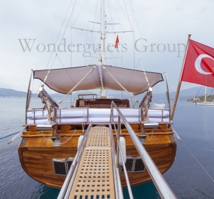 Superior wg ty 001 gulet charter Greece Turkey 24meters