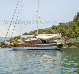 Superior wg ty 002 gulet charter Greece Turkey 23.90 meters