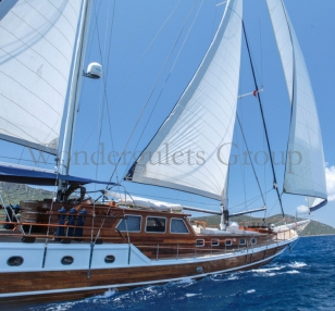Caicco Superior WG TZ 001 27mt Turchia e Grecia