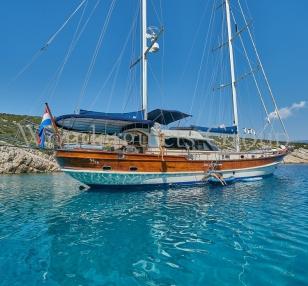 Luxury Gulet WG CB 001 Croatia & Montenegro