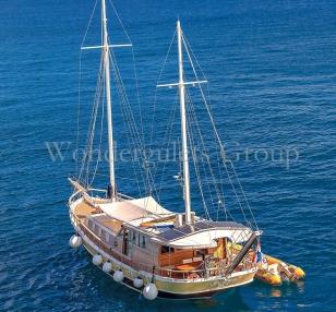 Caicco 21.50mt Superior WG CE 001 Croazia