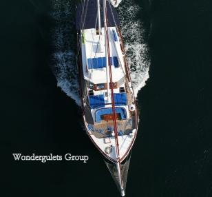 Superior wg ci 008 gulet charter Croatia and Montenegro 28.50meters
