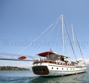 Caicco Superior 30mt crociere Turchia&Grecia;