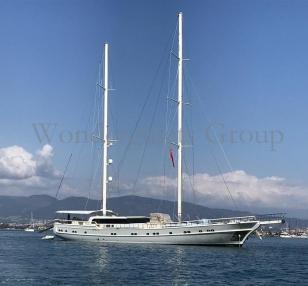 Caicco 40mt Superior Turchia e Grecia