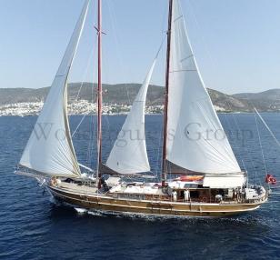 WG TU 004 28mt Superior Turchia e Grecia