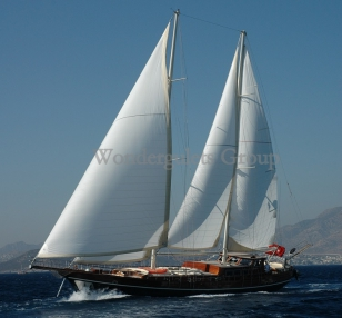 Luxury Gulet WG TQ 002 Turkey & Greece